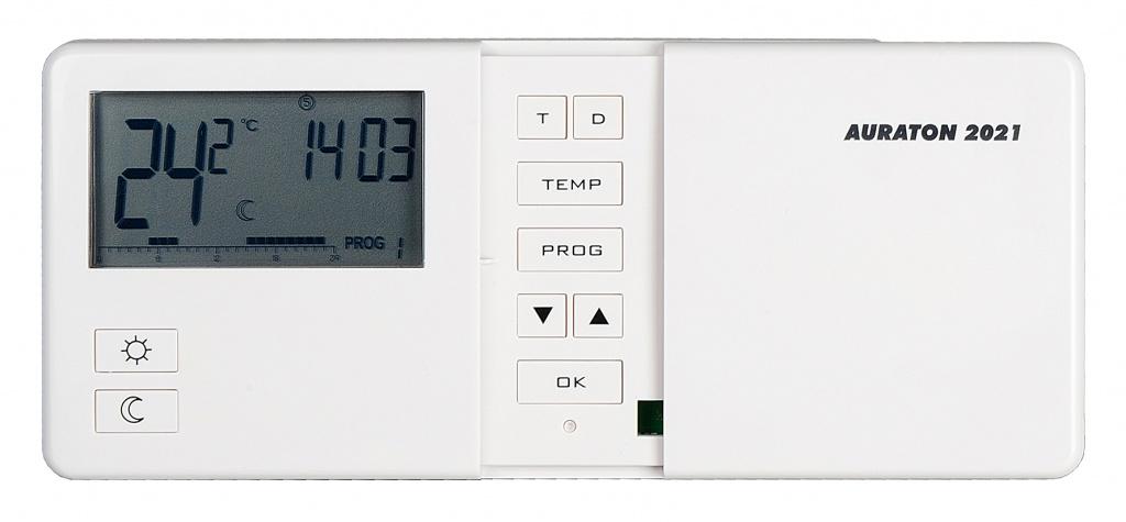 Комнатный термостат программируемый